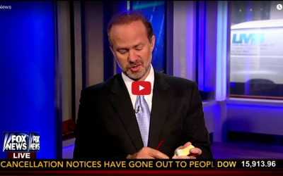 Dr. Ron Noy on Fox News: Anterior Cruciate Ligament Tears