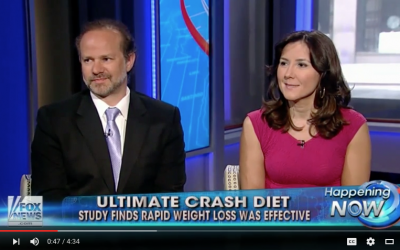 Dr. Ron Noy on Fox News: Exercise Study