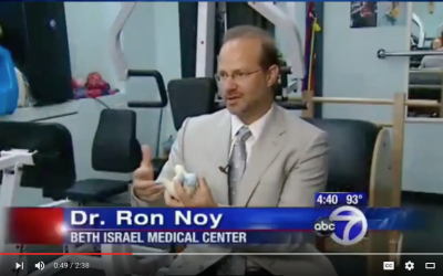 Dr. Ron Noy on ABC: ACL Tears