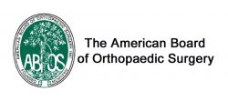 Dr. Ron Noy american board of orthopaedic surgery