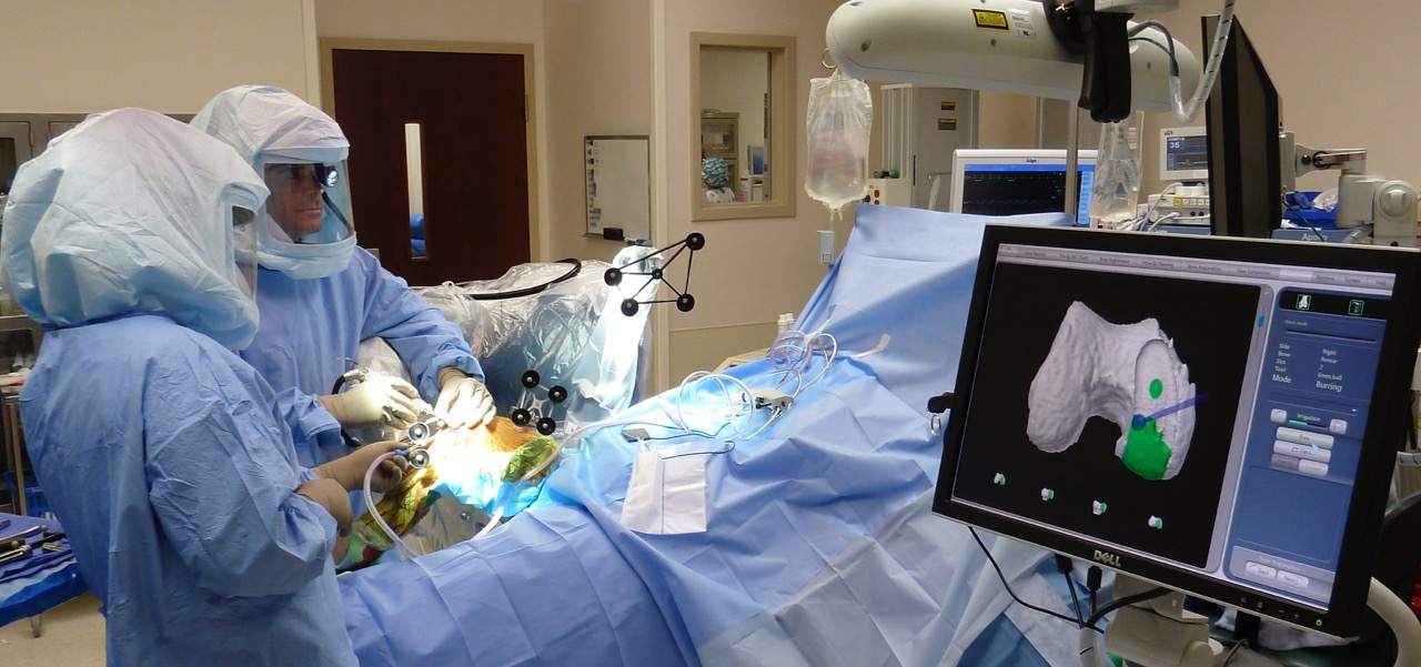 Partial Knee Replacement >> Robotic Partial Knee Replacement - Prestige Sports Medicine
