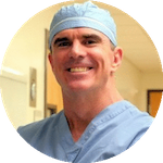 partial knee replacement surgeon dr. fred buechel