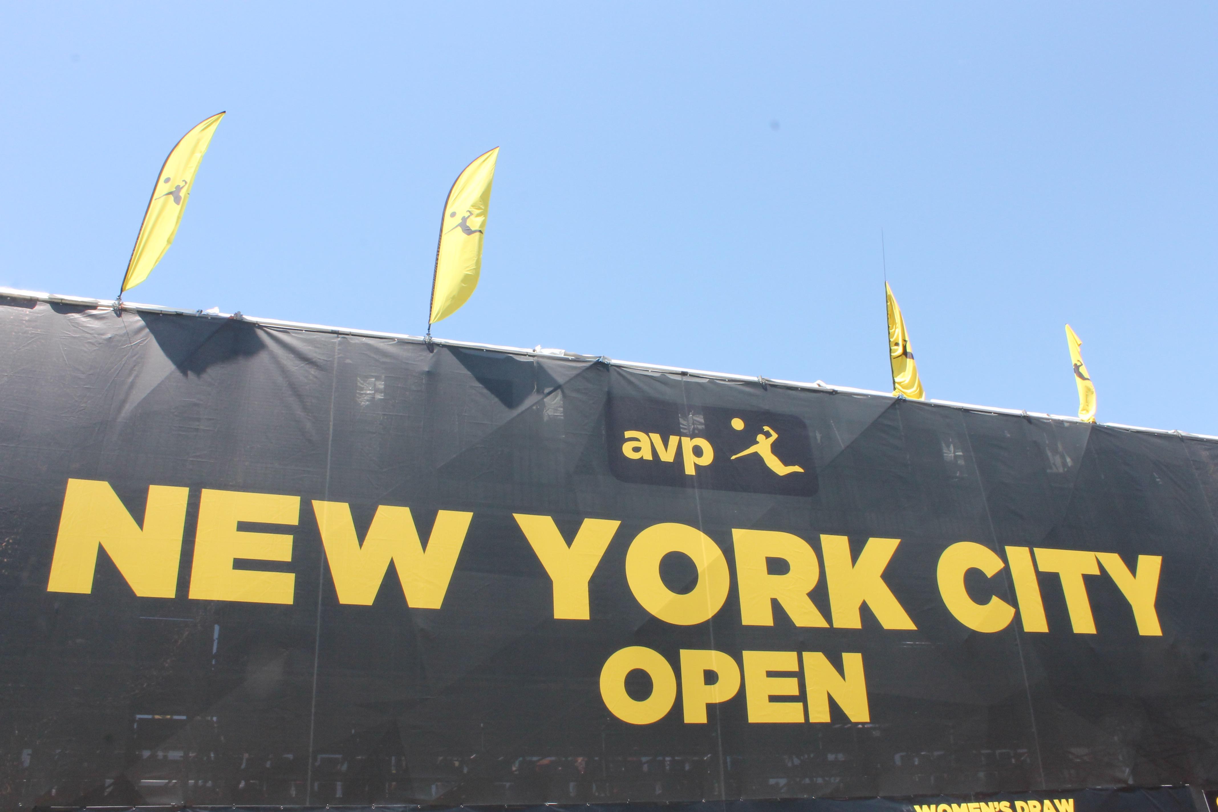 NYC AVP banner