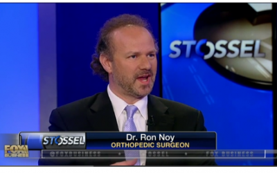 Dr. Ron Noy on John Stossel : Free Market HealthCare