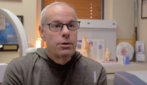 Full and Partial Knee Replacement Patient Testimonial Dr Buechel